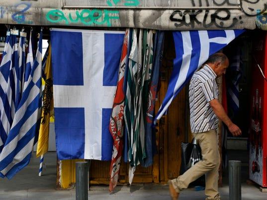 AP GREECE BAILOUT I F GRC