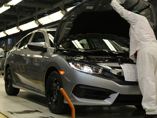 Auto industry on track for strong year despite august slowdown