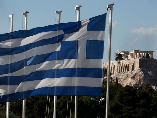 AP GREECE FINANCIAL MARKETS I F GRC
