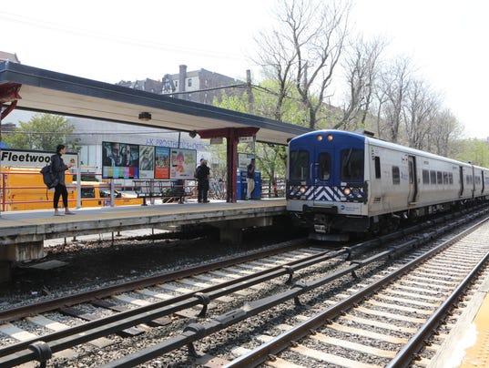 Mount Vernon Fleetwood Train
