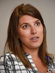 Kasey Cable, program specialist Crave the Change, talks