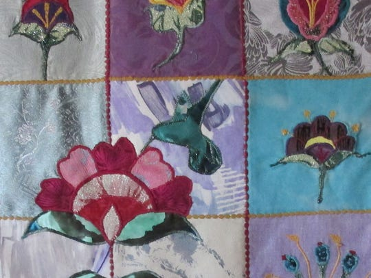 Meredith Loring is a featured artist for February at