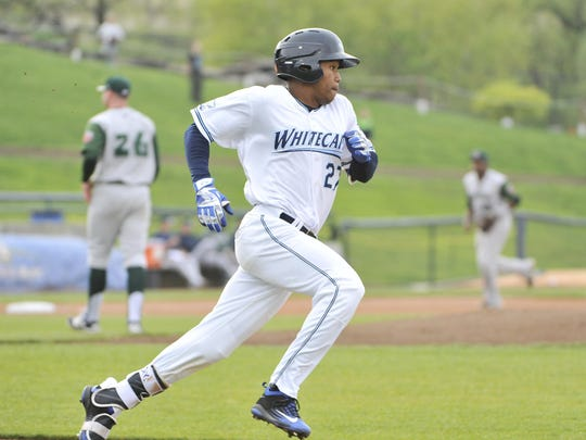 Jose Azocar, at age 20, is hitting .299 for the Whitecaps and is a stellar defensive outfielder.