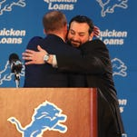 Detroit Lions' underwhelming free agency doesn't spell doom in 2018
