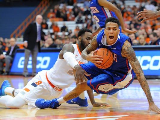 NCAA Basketball: Louisiana Tech at Syracuse