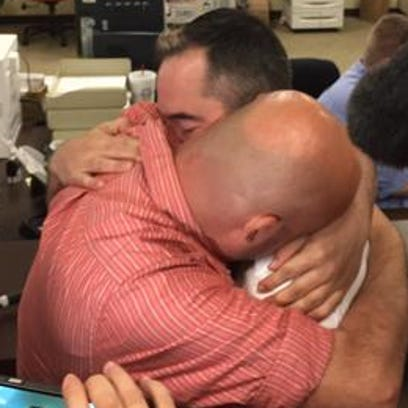 William Smith and James Yates obtain a marriage license