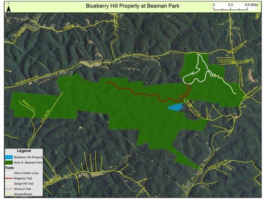 Beaman addition aerial map.jpg