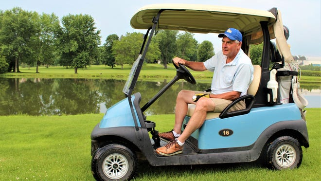 Riding by yourself in a golf cart now costs $28 for 18 holes at Rockford Park District courses and $25 at Winnebago County Forest Preserve courses, a $10 increase from before Illinois moved into Phase 4 of its COVID-19 response.