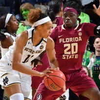 Notre Dame women clinch ACC regular-season title