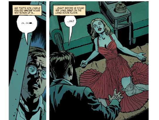 Crossfire Book 5 >> 'Fade Out' stars melodramatic noir of '40s Hollywood
