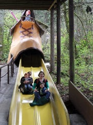 Enchanted Forest, the valley's local amusement park,