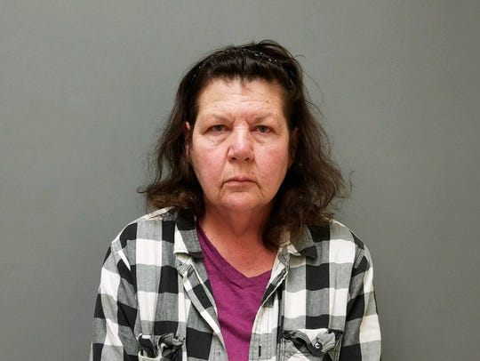 Carmen Guttilla. 60, was into custody on May 6, 2018,