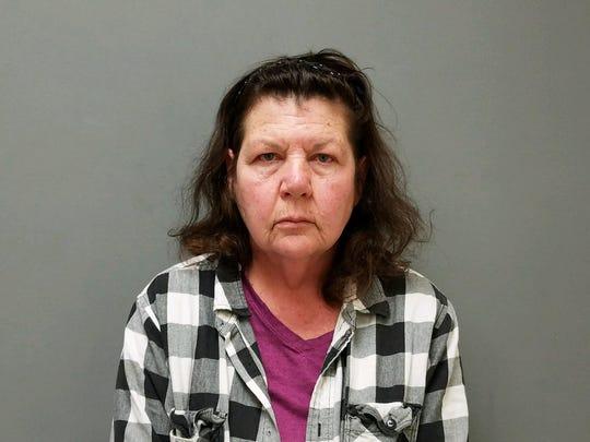 Carmen Guttilla. 60, was into custody on May 6, 2018,