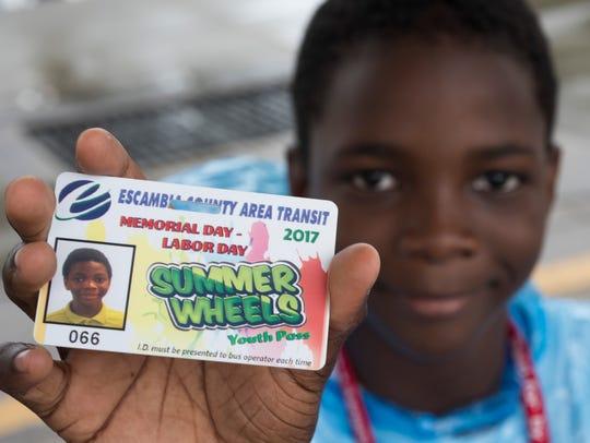 ECAT bus rider, Michael Gulley, 11, said on Thursday,