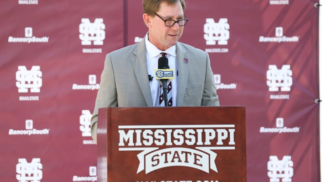 Mississippi State athletic director John Cohen has contacted the SEC offices due to questionable officiating during the Bulldogs' 24-0 loss to Alabama on Saturday in Tuscaloosa.
