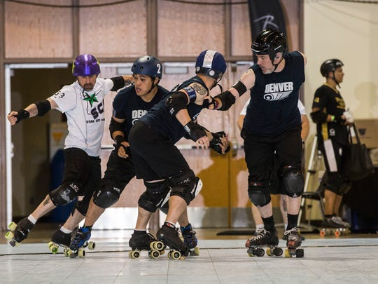 Salem Men's Roller Derby will bout 5 p.m. Saturday, May 30, at the Salem Armory.