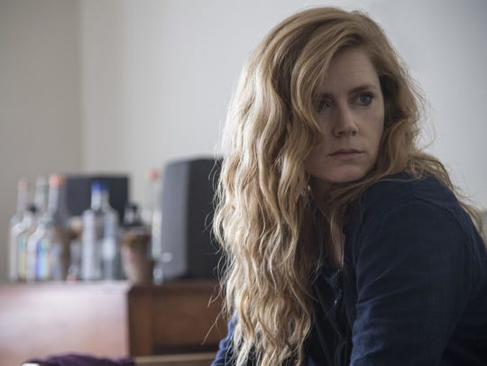"Amy Adams in ""Sharp Objects."""