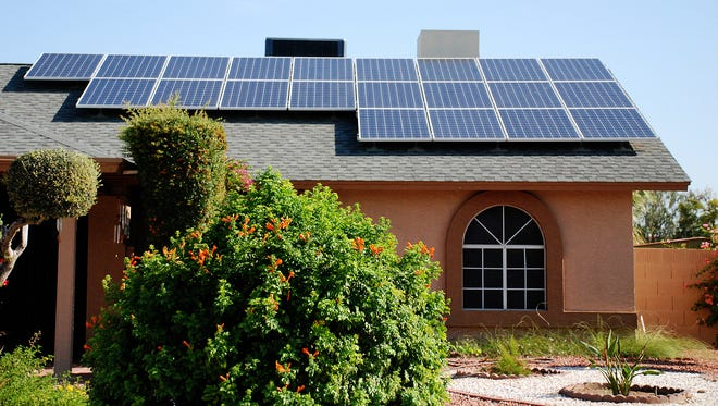 Clean Energy for a Healthy Arizona hopes to amend the state constitution to require utilities to get half their electricity from renewable sources such as solar and wind by 2030.