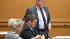 Alec Cook attorneys, Christopher Van Wagner and Jessa