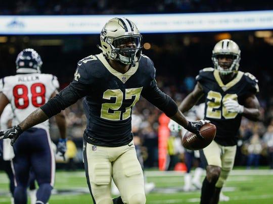 Los campeones Saints (13-3) perdieron con su mariscal de campo reserva Teddy Bridgewater, pero son los favoritos a ganar el Super Bowl LIII