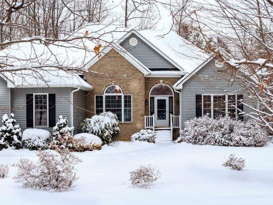 winter home sales