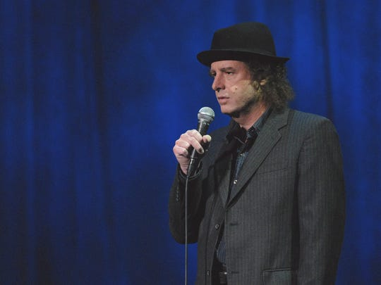 Comedian Steven Wright visits Taft Theatre on May 18.