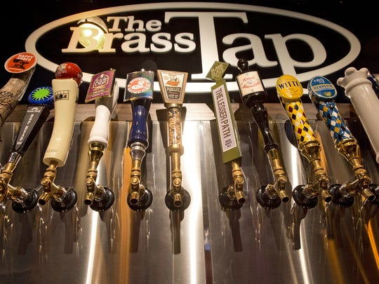 The Brass Tap.