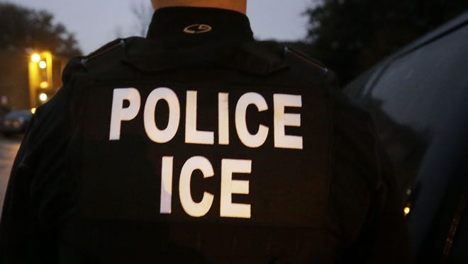 U.S. Immigration and Customs Enforcement agent