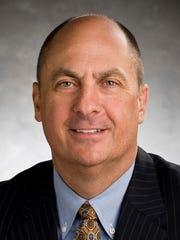 Jim Skogsbergh is the CEO of Advocate Health Care.