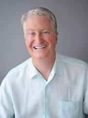 """Andy Andrews, author of bestselling self-help book """"The Traveler's Gift,"""" is first in the season lineup, offering inspiration with humor on Nov. 14 at First Presbyterian Church."""
