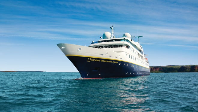 """New cruise itinerary: Sri Lanka to Indonesia: Expedition cruise line Lindblad is out with a new """"Wild Islands"""" itinerary that pairs stops in Sri Lanka with an Indian Ocean crossing to the long-isolated Andaman Islands and Indonesia. The adventure-travel pioneer will offer a single sailing of the 22-day itinerary on May 4, 2015 aboard the 102-passenger National Geographic Orion."""