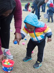 All ages can join in the Easter egg fun in Sumner County.