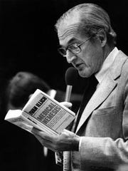 Florida Sen. Jack D. Gordon in the early 1980s.