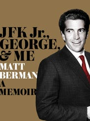 JFK Jr., GEORGE & ME cover