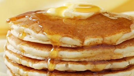 Colby Lions Club is sponsoring a pancake breakfast on Sunday, Nov. 8 at the Colby Lions Pavilion.