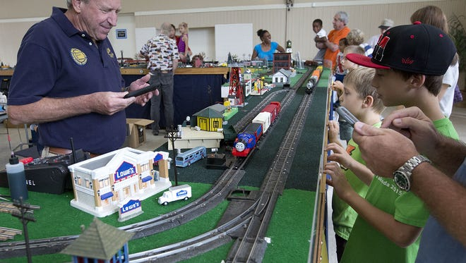 The seventh annual Trains, Trains and More Trains event is scheduled for Sept. 9-11 and 16-17 at the Mauldin Cultural Center.