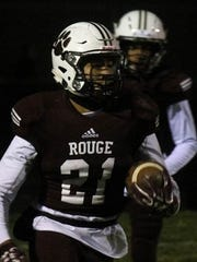 DB: Reggie Pearson, River Rouge