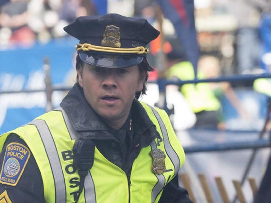 "Mark Wahlberg stars in ""Patriots Day,"" which opens"