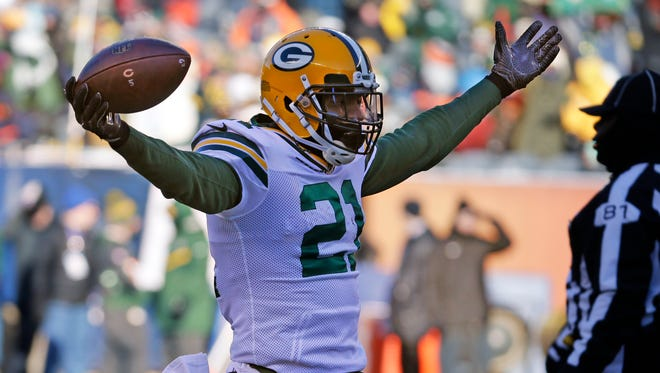 Ha Ha Clinton-Dix was the Packers' first-round pick in 2014 out of Alabama.