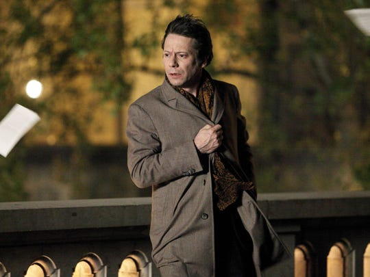 """Mathieu Amalric in """"My Golden Days."""""""
