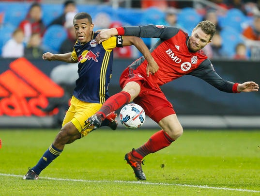 MLS: Eastern Conference Semifinal-New York Red Bulls at Toronto FC