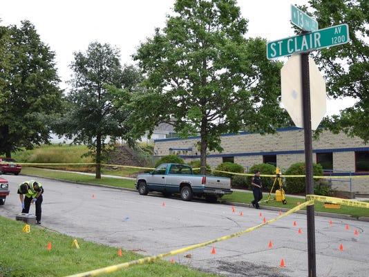 St Clair Murder 1