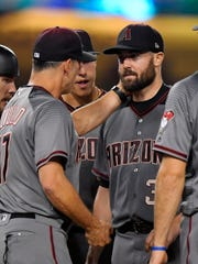 Robbie Ray shut out the Dodgers over 7 2/3 innings,