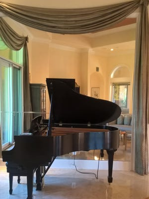 """Hear a Steinway """"magnifico"""" at TSS Tour of Homes in December."""
