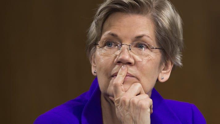 Sen. Elizabeth Warren, D-Mass., has said she will not