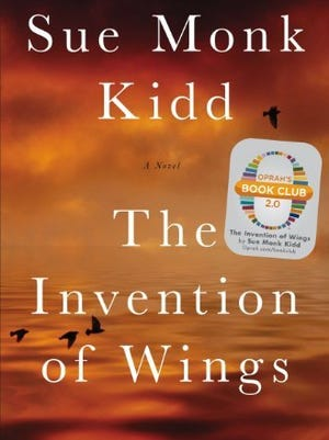 Oprah's newest book club pick, 'The Invention of Wings,' is on sale this week.
