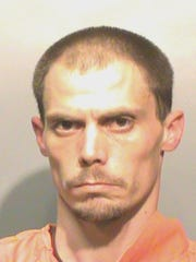 Frank Rivas, 34, of Des Moines was arrested and charged with 1st degree theft Sunday.