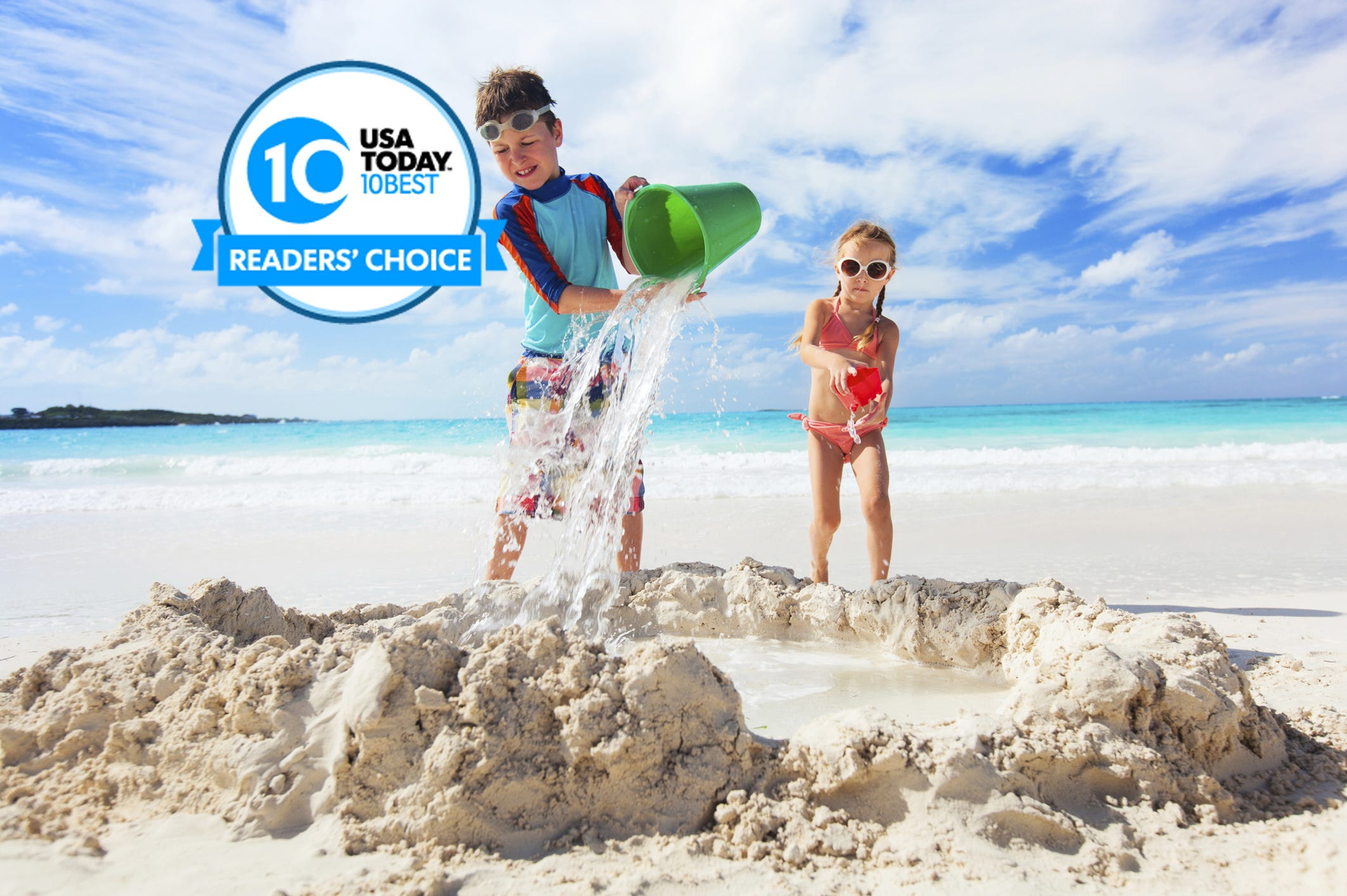 10best readers 39 choice best kid friendly destination for Tropical vacation places in the us