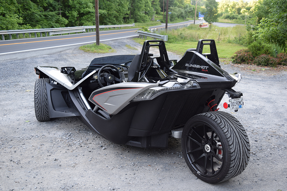2017 Polaris Slingshot SLR | Cycle World