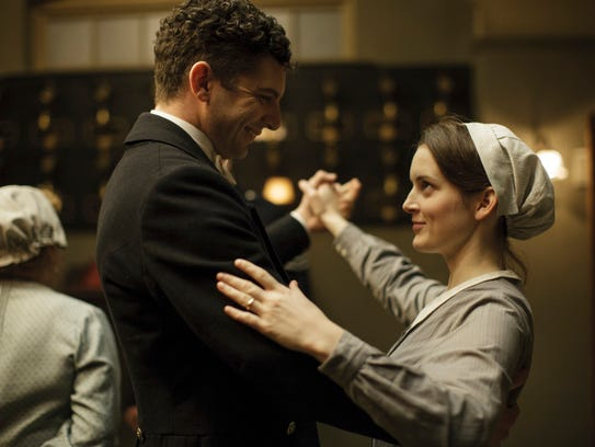 Michael Fox as Andy Parker and Sophie McShera as Daisy
